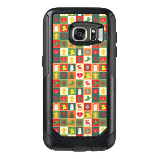 Great Christmas Pattern OtterBox Samsung Galaxy S7 Case