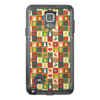 Great Christmas Pattern OtterBox Samsung Note 4 Case