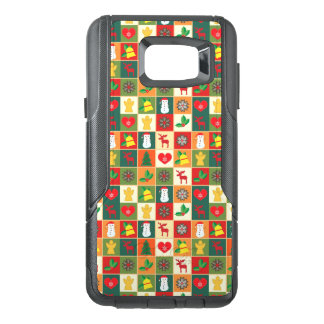 Great Christmas Pattern OtterBox Samsung Note 5 Case
