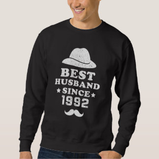 Great Costume For Husband Since 1992. Sweatshirt