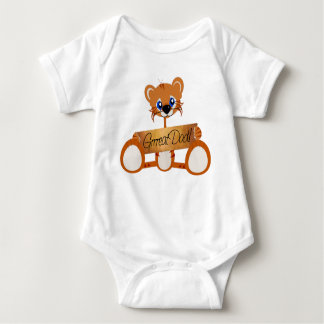 Great Dad Baby Jersey Bodysuit