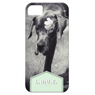 Great Dane Ballou iPhone 5 Covers