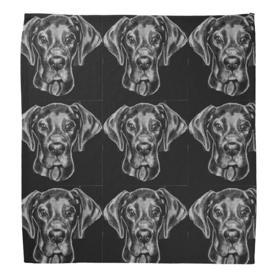 Great Dane Bandana