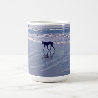 Great Dane Beach Mug