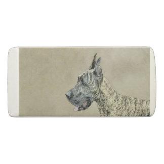 Great Dane (Brindle) Eraser