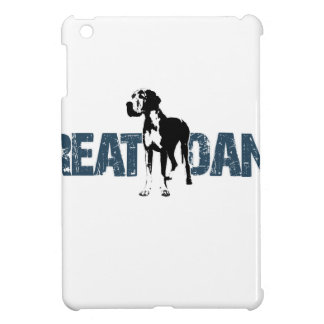 Great Dane Cover For The iPad Mini