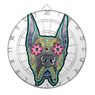 Great dane - cropped ear edition - day of th dartboard