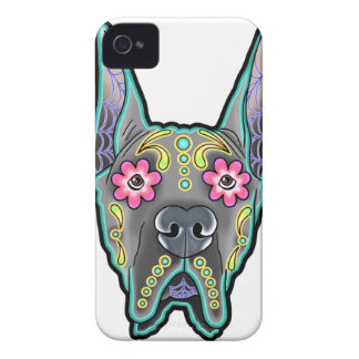 Great dane - cropped ear edition - day of th iPhone 4 covers