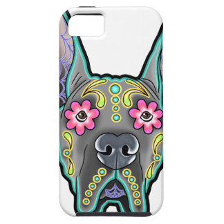 Great dane - cropped ear edition - day of th iPhone 5 covers