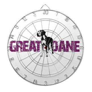 Great Dane Dartboard