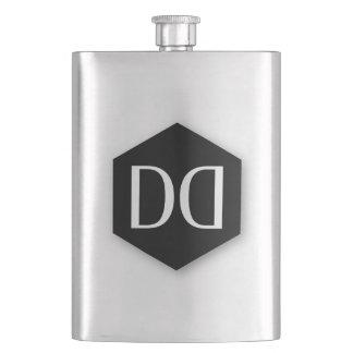 Great Dane DD Identity Hip Flask