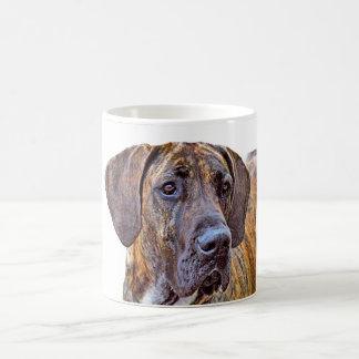 """""""Great Dane"""" design mugs"""