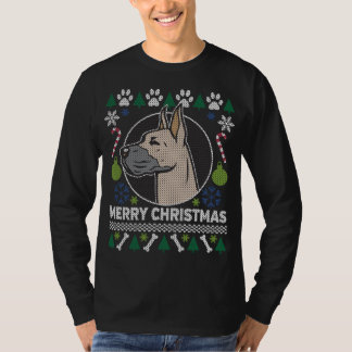 Great Dane Dog Breed Ugly Christmas Sweater
