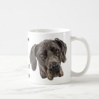Great Dane Dog Coffee Mug