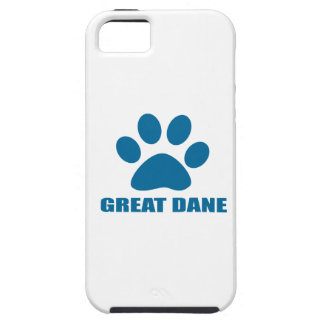 GREAT DANE DOG DESIGNS iPhone 5 COVERS