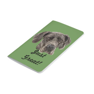 Great Dane Dog Journal