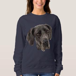 Great Dane Dog Sweatshirt