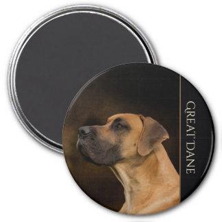 Great Dane Fridge Magnet