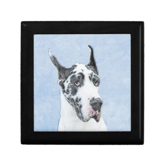 Great Dane (Harlequin) Gift Box