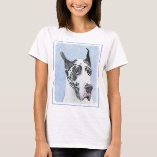Great Dane (Harlequin) T-Shirt