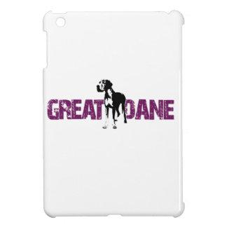 Great Dane iPad Mini Covers