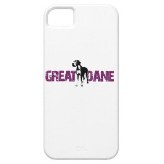 Great Dane iPhone 5 Cover
