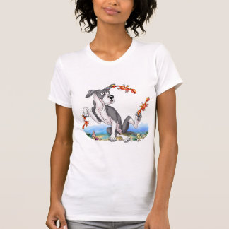 Great Dane Kinda Crabby Mantle UC T-Shirt