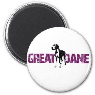 Great Dane Magnet