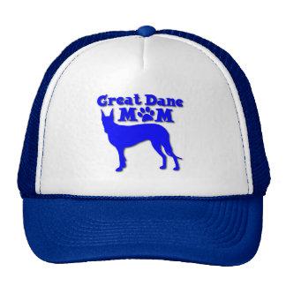 GREAT DANE MOM TRUCKER HAT
