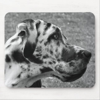GREAT DANE MOUSE PAD
