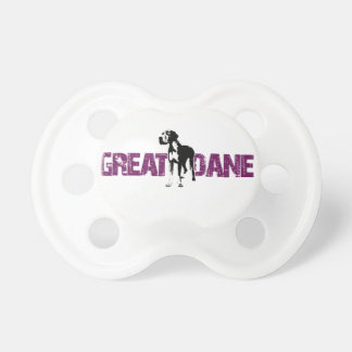 Great Dane Pacifier