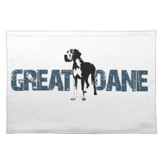 Great Dane Placemat