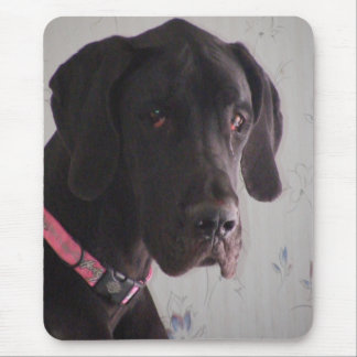 Great Dane Rescue Mouse Pad
