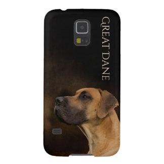 Great Dane Samsung Galaxy Phone Case