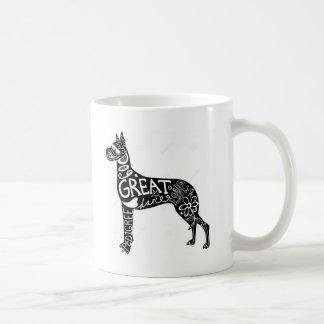 Great Danes are GREAT! Coffee Mug