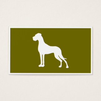 Great Danes green cards