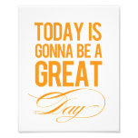 """Great Day"" Modern Wall Art Print Photographic Print"