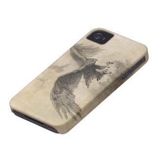 Great Eagles Sketch Case-Mate iPhone 4 Case