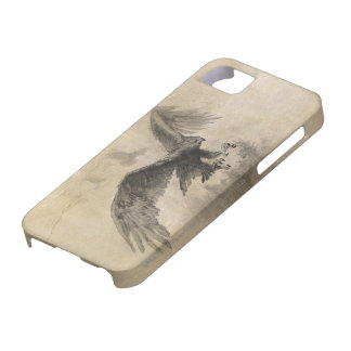 Great Eagles Sketch iPhone 5 Covers