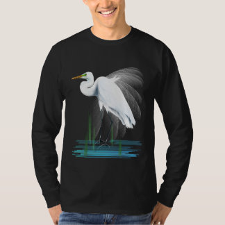 Great Egret Shirt