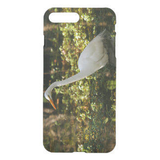 Great Egret Wading in Everglades iPhone 8 Plus/7 Plus Case