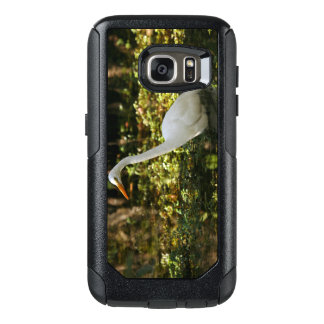 Great Egret Wading in Everglades OtterBox Samsung Galaxy S7 Case