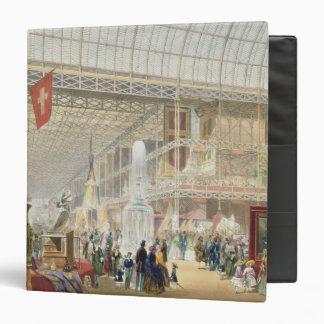 Great Exhibition, 1851: Central Transept of the Cr Binders