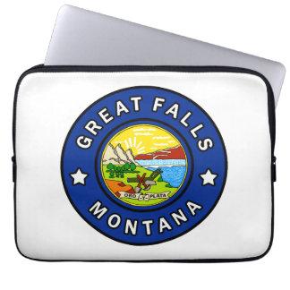 Great Falls Montana Laptop Sleeve