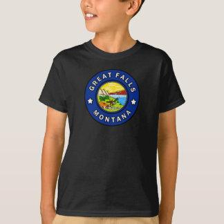 Great Falls Montana T-Shirt