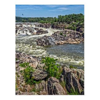 Great Falls National Park Postcard