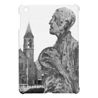 Great Famine of Ireland statues in Dublin iPad Mini Covers