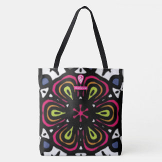Great Flower Tote Bag