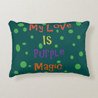 Great for decorating your Sofas. Decorative Pillow