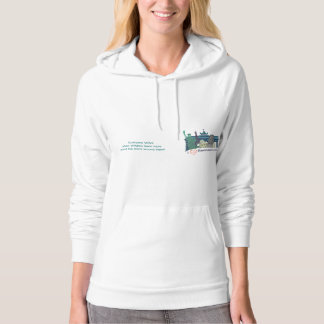 Great for out and about on cold days.... hoodie